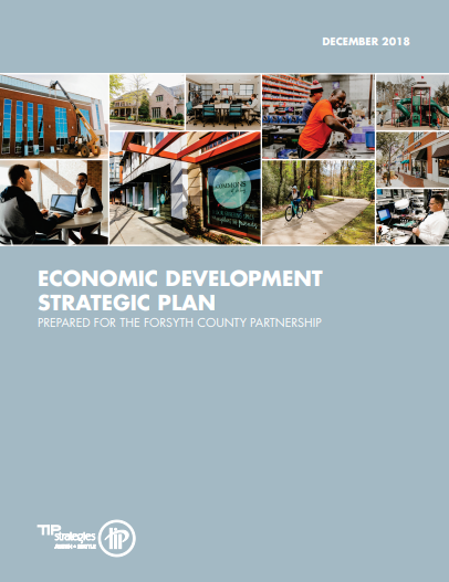 The Economic Development Strategic Plan
